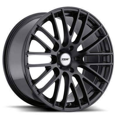 TSW WHEELS - OCT. SALE!  MAX MATTE BLACK RIM