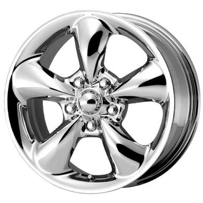 SPECIAL BUY WHEELS  AMERICAN RACING AR606 AERO CHROME PPT