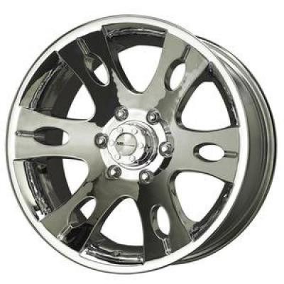 SPECIAL BUY WHEELS  LIQUID METAL - BLITZ CHROME RIM