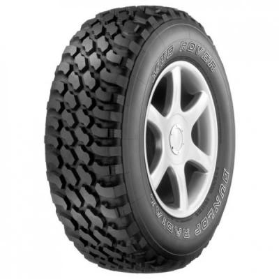 DUNLOP TIRES  RADIAL MUD ROVER
