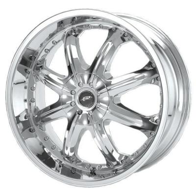 SPECIAL BUY WHEELS  DALE EARNHARDT DJ650 OCTANE CHROME PPT