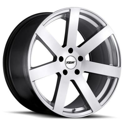 TSW WHEELS - EARLY BLACK FRIDAY SPECIALS!   BARDO HYPER SILVER RIM