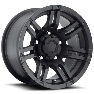 ULTRA WHEELS - EARLY BLACK FRIDAY SPECIALS!   GAUNTLET 237/238 MATTE BLACK 5 LUG RIM