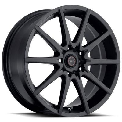 FOCAL WHEELS  F04 428 SATIN BLACK RIM