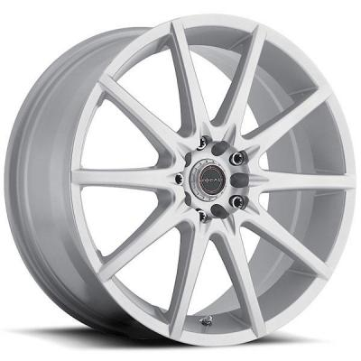 FOCAL WHEELS  F04 428 SILVER RIM