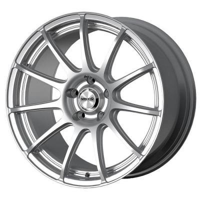 MAXXIM WHEELS  WINNER SILVER