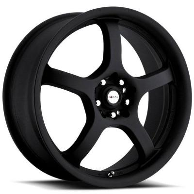 FOCAL WHEELS  F05 166 MATTE BLACK RIM