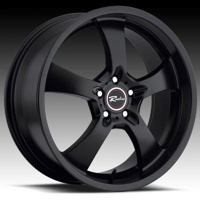 RACELINE WHEELS  137 MAXIM 5 BLACK RIM