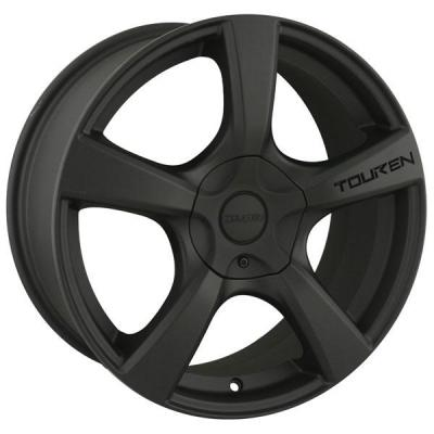 TOUREN WHEELS  TR9 MATTE BLACK RIM
