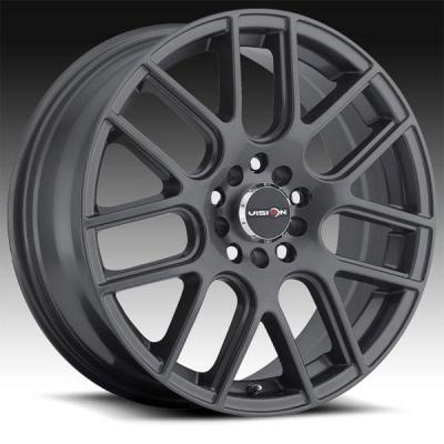 VISION WHEELS  CROSS 426 FWD GUNMETAL RIM