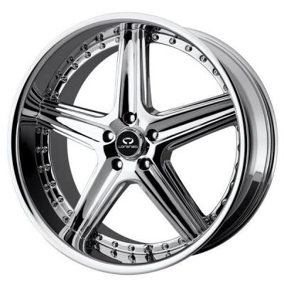 SPECIAL BUY WHEELS  LORENZO WL019 CHROME PPT