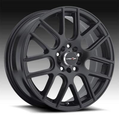 SPECIAL BUY WHEELS  VISION CROSS 426 FWD GUN METAL RIM PPT