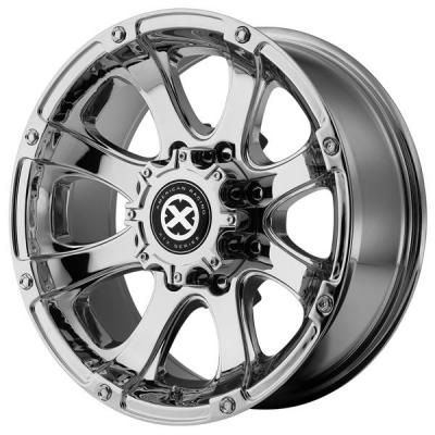 ATX SERIES WHEELS  AX188 LEDGE CHROME RIM