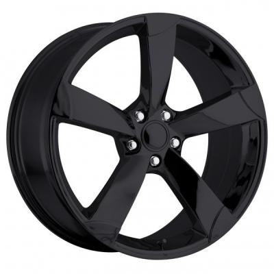 FACTORY REPRODUCTIONS WHEELS  AUDI A5 GLOSS BLACK