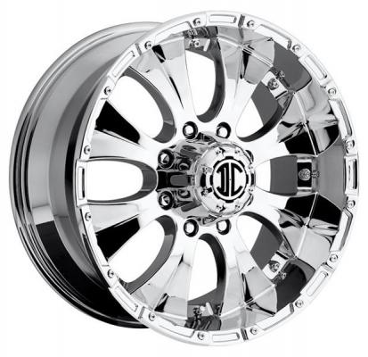 2 CRAVE OFFROAD WHEELS  XTREME NX2 CHROME RIM