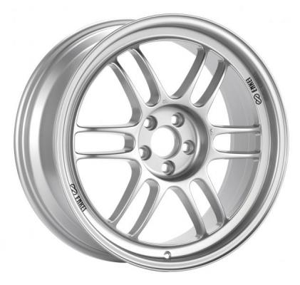 ENKEI WHEELS  RPF1 RACING SILVER cap additional $35 ea.