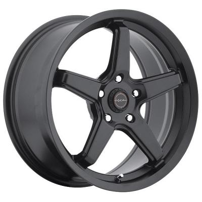 FOCAL WHEELS  HIGH V 429 MATTE BLACK