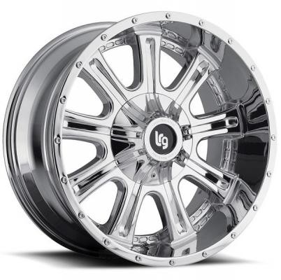 LRG WHEELS  105 ACCESS CHROME RIM