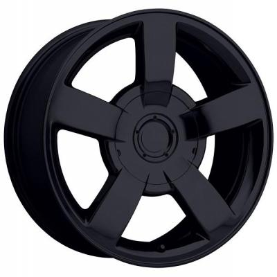 FACTORY REPRODUCTIONS WHEELS  CHEVY 1500 SS STYLE 33 MATTE BLACK RIM