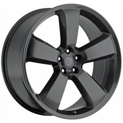 FACTORY REPRODUCTIONS WHEELS  DODGE CHARGER GREY RIM