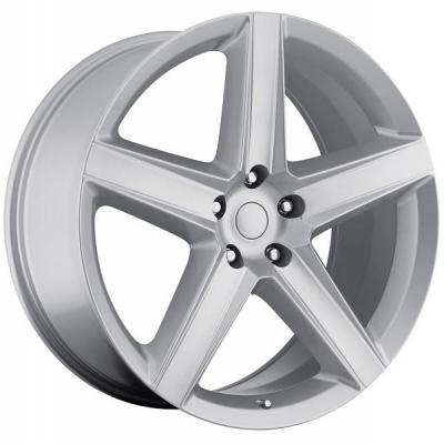 FACTORY REPRODUCTIONS WHEELS  JEEP SRT8 STYLE 63 SILVER RIM