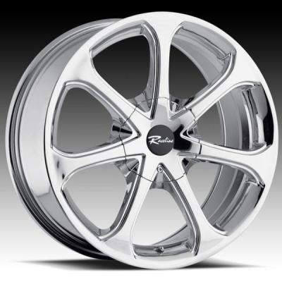 SPECIAL BUY WHEELS  RACELINE 197 CHROME RIM PPT