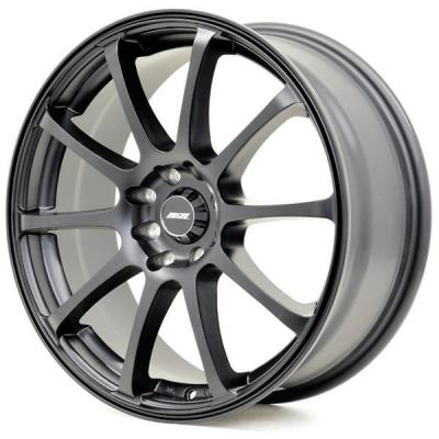 SPECIAL BUY WHEELS  ZOOM APEX MATTE BLACK P10
