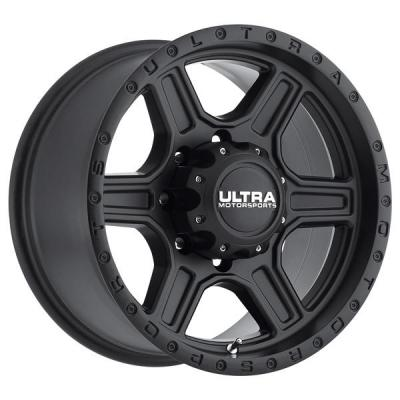 ULTRA WHEELS  VAGABOND 176 SATIN BLACK RIM