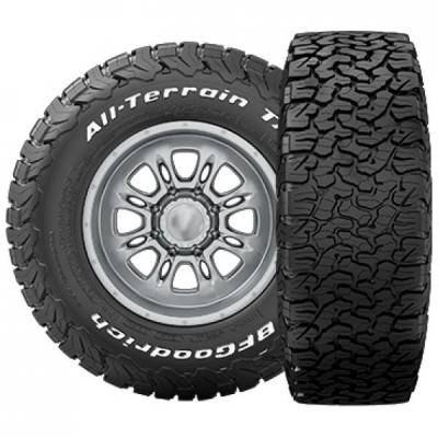 BF GOODRICH TIRES  ALL-TERRAIN T/A K/O2
