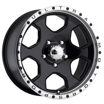 ULTRA WHEELS - EARLY BLACK FRIDAY SPECIALS!   ROGUE 175 BLACK RIM with DIAMOND CUT LIP