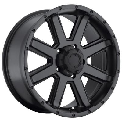 ULTRA WHEELS  CRUSHER 195 SATIN BLACK RIM