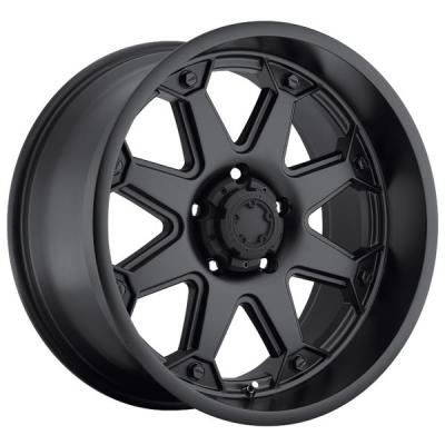 ULTRA WHEELS  BOLT 198 SATIN BLACK RIM