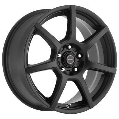 FOCAL WHEELS  F007 422 SATIN BLACK RIM