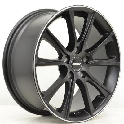 SPECIAL BUY WHEELS  ZOOM P05 BLACK RIM