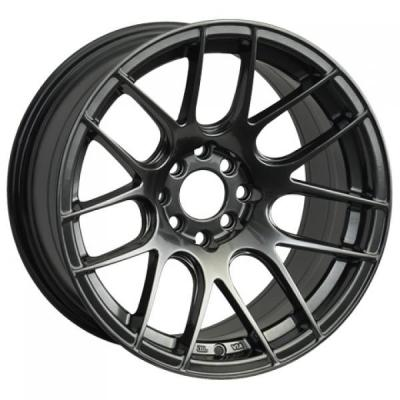 XXR WHEELS  530 CHROMIUM BLACK RIM