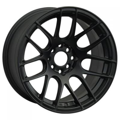XXR WHEELS  530 FLAT BLACK RIM