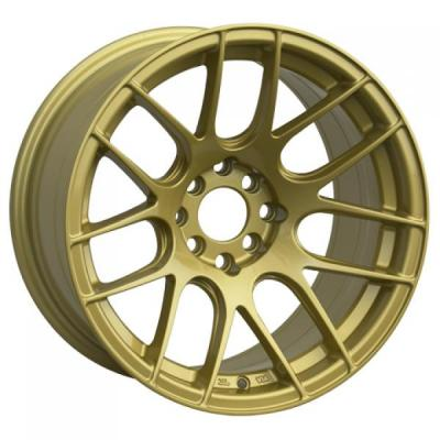 XXR WHEELS  530 GOLD RIM