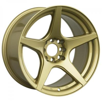 XXR WHEELS  535 GOLD RIM