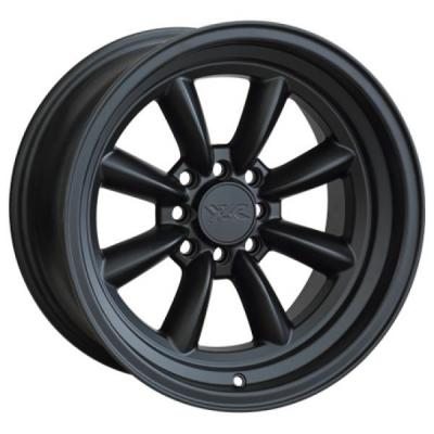 XXR WHEELS  537 FLAT BLACK RIM