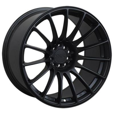 XXR WHEELS  550 FLAT BLACK RIM