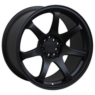 XXR WHEELS  551 FLAT BLACK RIM