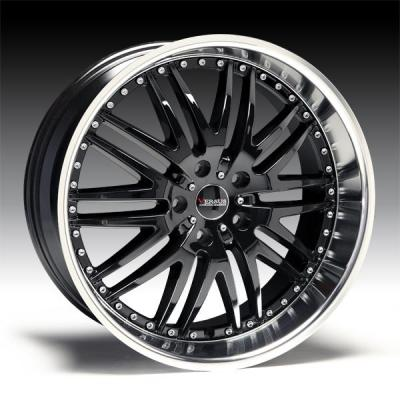SPECIAL BUY WHEELS  VERSUS ENDURO GLOSS BLACK RIM with DIAMOND LIP
