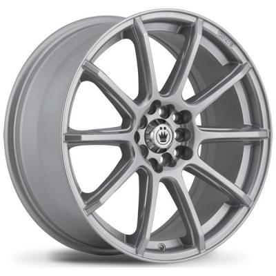KONIG WHEELS - EARLY BLACK FRIDAY SPECIALS!   CONTROL SILVER RIM