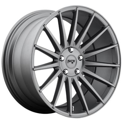 NICHE WHEELS  FORM M157 ANTHRACITE RIM