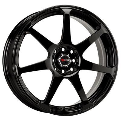 DRAG WHEELS  DR33 GLOSS BLACK FULL PAINTED RIM