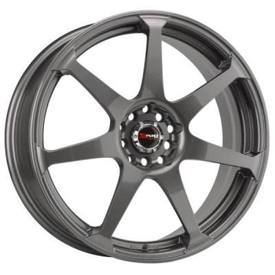 DRAG WHEELS  DR33 GUNMETAL FULL PAINTED RIM