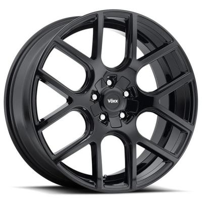 VOXX WHEELS  LAGO GLOSS BLACK RIM