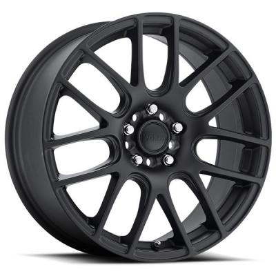 VOXX WHEELS  NOVA MATTE BLACK RIM