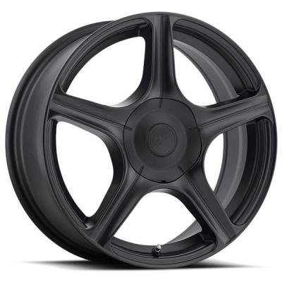 GFX WHEELS  V5 MATTE BLACK RIM