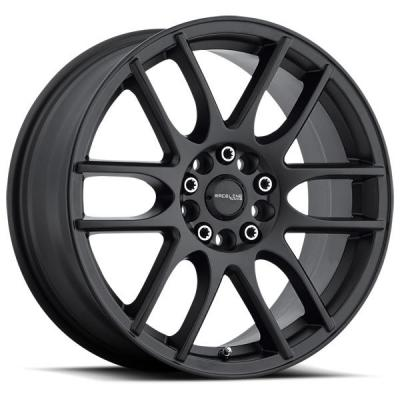 RACELINE WHEELS   141B MYSTIQUE SATIN BLACK RIM